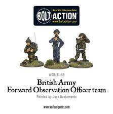 Warlord Games - British Army Forward Observer Team 28mm Großbritannien WWII