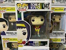 Funko Pop! Faye #147 147 Cowboy Bebop Animation