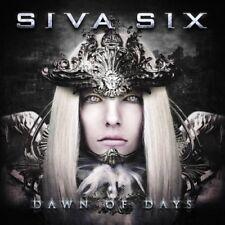 SIVA SIX Dawn Of Days CD 2016