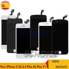 Pantalla Táctil Completa Para iPhone 5 6 Plus 5S 6S Plus 7+ 8 LCD Retina Monitor
