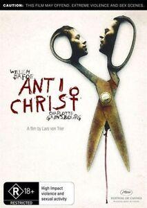 Anti Christ DVD - Lars von Trier - HORROR R18+ Thriller Mystery