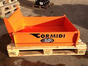 Cormidi Drop Side Skip