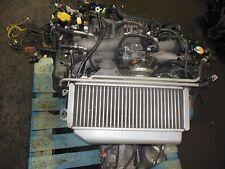 JDM Impreza Wrx EJ205 Engine 02-05 Forester EJ205 Quad Cam Engine Wiring ecu MT