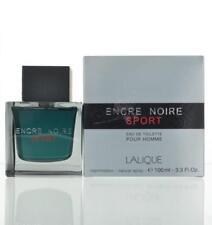 Encre Noire Sport Pour Homme By Lalique For Men  Eau De Toilette 3.3 Oz 100 M...