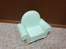 Barbie Doll Happy Family Midge Play All Day Green Nursery Chair Baby Furniture