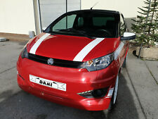 AIXAM Coupe S8 Sport Bi Colore Red & Withe Edition MOPEDAUTO Microcar Ligier