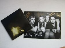 Wolf Alice My Love is Cool New Selaed CD with Hand Signed Promo Print