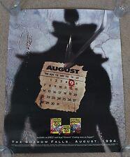 Double Dragon V 5 Store Display Poster Promo SNES Super Nintendo Sega Jaguar