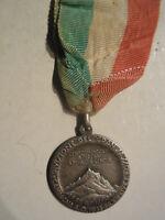 medaglia coloniale divisione del Gran Sasso scirè argento Africa 1936 Etiopia