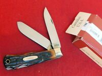 Camillus USA Made NOS RARE 716S double lockback mint in box knife