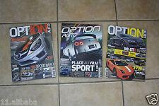 option auto magazine