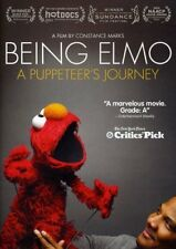 New: BEING ELMO - A Puppeteer's Journey DVD