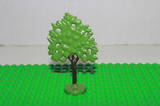 Lego Vintage Geen Plant Flat fruit Tree Hollow Base Ideal Collectors 1960's rare
