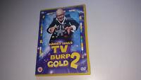 * DVD TV FILM * HARRY HILL'S TV BURP GOLD 2 *