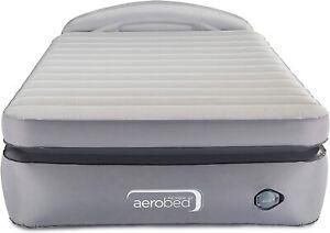 AeroBed Air Mattress with Built-in Pump & Headboard, Full, 2000032615