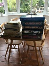 More details for coin reference book collection - lots of used books - excellent reference