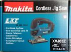 NEW IN BOX Makita XVJ03Z 18V Cordless Battery Jigsaw,  6 Blades LXT 18 Volt
