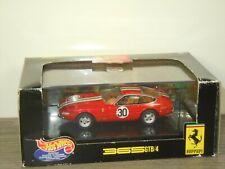 Ferrari 365GTB/4 1968 - Hotwheels 1:43 in Box *41499