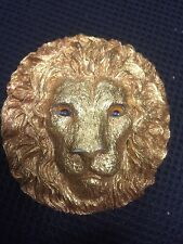 Vintage Charmant Lion Head Belt