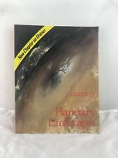 Planetary Landscapes by R.Greeley (Paperback, New Chapter on Uranus)