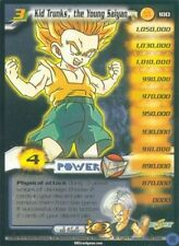 Dbz Ccg Kid Trunks Young Saiyan Lv3 World Games 180 Dragon Ball Z Limited