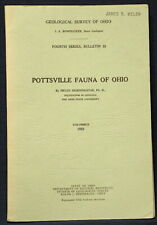 Pottsville Fauna of Ohio with Scores of Photos of Fossils - The Classic Report!