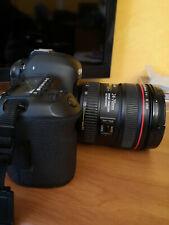 Canon EOS 5d Mark III 22.3 MP DigitaleFotocamera Nera Reflex full frame body