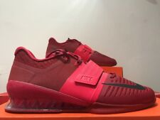 Nike romaleos 3 weightlifting Shoe Size UK 13 UE 48.5 (NIKE code 852933 601)