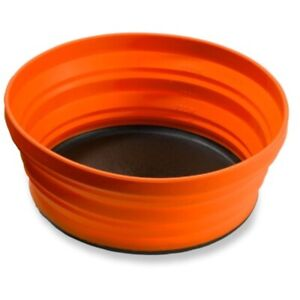 SEA TO SUMMIT FOLDING X-BOWL (ORANGE)