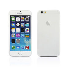Matt Weiß Case iPhone 7 White Cover Tasche Handyhülle Bumper Ultra Slim