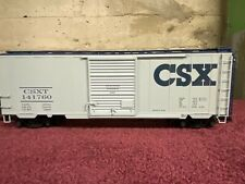 New ListingUsa Trains 19208C Csx Ps-1 Box Car - G Scale