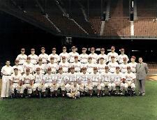 Philadelphia Phillies- 1950 'Wiz Kids' Color Team Photo -Shibe Park