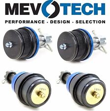 4WD For Dodge Ram 1500 4X4 00-01 Set 2 Front Upper & Lower Ball Joints Mevotech