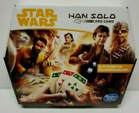 Star Wars Han Solo Sabacc Card Game By Hasbro. BRAND NEW SEALED!