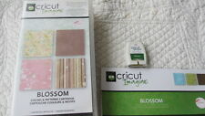 RETIRED CRICUT IMAGINE- BLOSSOM COLORS & PATTERNS CARTRIDGE