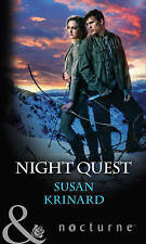 Very Good, Night Quest (Nightsiders, Book 5), Krinard, Susan, Book