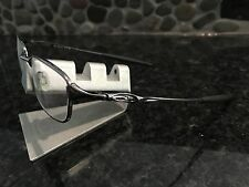 OAKLEY BOX SPRING 4.0 + CARL ZEISS CLEAR LENSES NO PRESCRIPTION ! READY TO WEAR