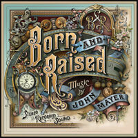 JOHN MAYER Born And Raised (Gold Series) CD BRAND NEW