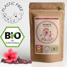 1000g Bio Hibiskus Tee Hibiskusblüten Roter Hibiskus Hibiskusblütentee hibiscus