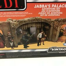 CASE FRESH Vintage Collection Star Wars Return of the Jedi Jabbas Palace MISB