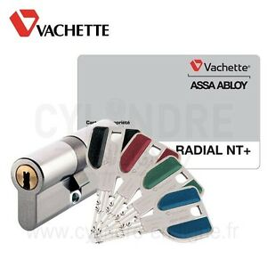 cylindre vachette radial nt+ 32,5x42,5