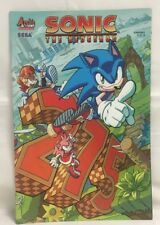 Sonic The Hedgehog #3 of 5 Variant Archie Action Comic