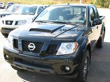 1998-2020 Hood Scoop For Nissan Frontier By MRHoodScoop Unpainted HS009