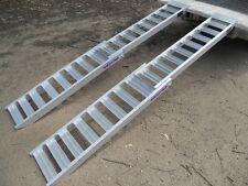 1000kg Capacity 2.5 Metre Folding Ramps Australian Made