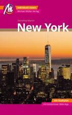 Reiseführer New York 2017/18+ Stadtplan Michael Müller Verlag, ungelesen wie NEU