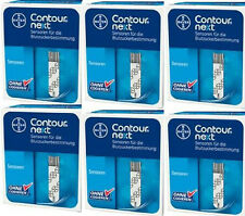 Bayer Contour Next 300 Blood Glucose Test Strips Plus Free Cooler Exp:12/25/2018