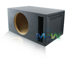 4.0 CU FT PORTED ENCLOSURE BOX TUNED AT 32Hz FOR SINGLE 15-INCH CAR SUB WOOFER
