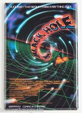 The Black Hole FRIDGE MAGNET (2 x 3 inches) movie poster science fiction