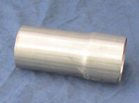 """Exhaust connector / adapter / reducer - 304 Stainless steel weld on 76mm (3"""")"""