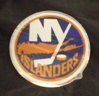NHL New York Islanders 2010/11-Now Team Logo in Full Color & Shape Sticker #19